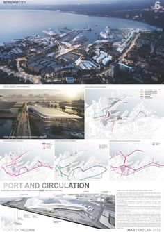 Image 15 of 16 from gallery of Zaha Hadid Architects Wins Competition for Port of Tallinn Masterplan in Estonia. Courtesy of Port of Tallinn / Zaha Hadid Architects