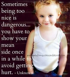 Sometimes being too Nice is Dangerous | Wisdom Quotes and Stories