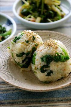 vege dining 野菜のごはん onigiri