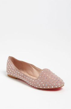 Betsey Johnson 'Bliingg' Flat available at #Nordstrom