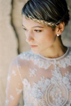Photography: Mireia Cordomí - www.mireiacordomi.com   Read More on SMP: http://www.stylemepretty.com/destination-weddings/2015/02/05/organic-al-fresco-mediterranean-wedding-inspiration/