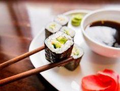 9 retete de ... sushi