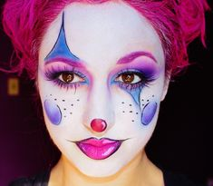 Pinky The Clown Makeup Tutorial - Makeup Geek
