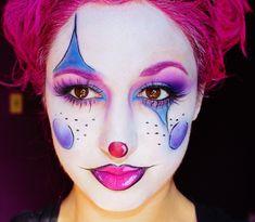Pinky The Clown Makeup Tutorial - Makeup Geek