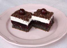 Desať dezertov s mascarpone pre víkendovú pohodu - Žena SME No Bake Desserts, Dessert Recipes, No Bake Cake, Tiramisu, Cherry, Food And Drink, Low Carb, Cooking Recipes, Sweets