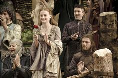 Sansa Stark's Fashion Evolution Through 'Game Of Thrones' And How Her Wardrobe Mirrors Her Character