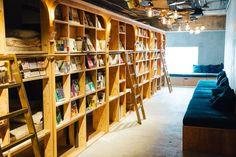 去る7月、当サイトにていち早くピックアップし、大きな反響を獲得した、不動産セレクトショップ『R-STORE』の手がけるホステル『BOOK AND BED TOKYO』。同店が来る11月5日(木)、遂にグランドオープンを果たす。