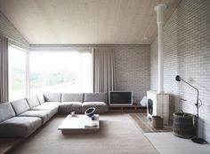 John Pawson's Life House for Living Architecture - a holiday home designed for moments of calm and reflection