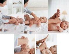 Shantala baby massage