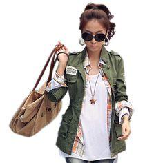 Resultado de imagen para chaquetas formales para mujer manga larga
