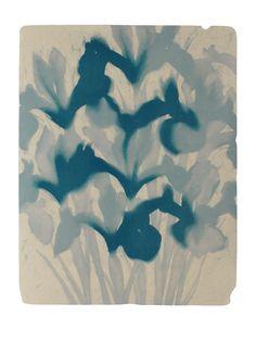 MOMENT '14-8  安井良尚 Yoshihsa Yasui <Lithography(1 stone plate) 68,0×53,0cm Izumi paper 2014>