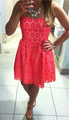 I just bought this lilly dress and I'm so excited about it ahhh