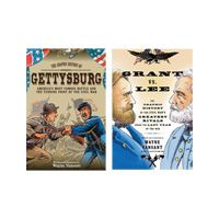 Civil War Graphic Novel 2-Book Set