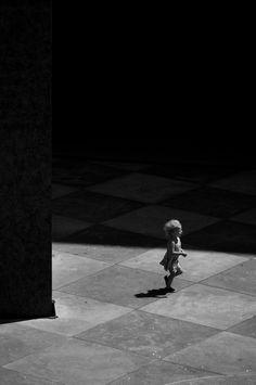 Running Child by Rinzi Ruiz