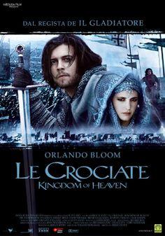 Le crociate - Medusa Home Entertainment  Hollywoodiano ma ben congegnato. A tratti intenso.