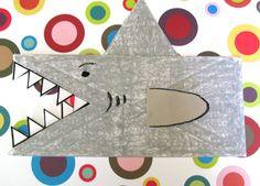 Reuse Envelope Shark