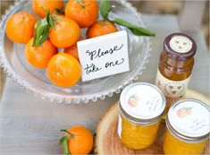 Fall Fête | Rue (autumn, food, mandarines)