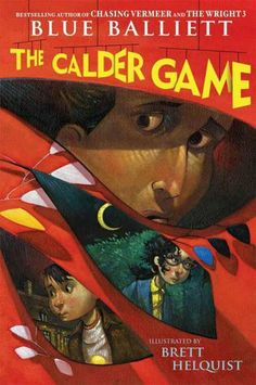 The Calder Game (Chasing Vermeer, #3)