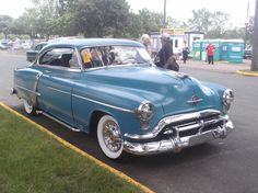 1952 Oldsmobile.