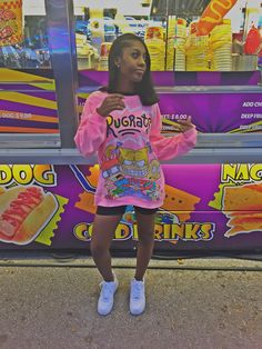 Best Picture For chill outfits date For Your Taste You are looking for something, and it is going to Baddie Outfits For School, Baddie Outfits Casual, Swag Outfits For Girls, Teenage Girl Outfits, Chill Outfits, Cute Swag Outfits, Cute Comfy Outfits, Teen Fashion Outfits, Dope Outfits