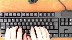 Kymmensormijärjestelmän opettelu, viikko 9: kirjaimet cw  Riku Järvinen Computer Keyboard, Ipad, Technology, Teacher, Takana, School, Youtube, Runway, Tech