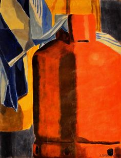 Acrylic Study 6 Tourism Management, American High School, Tourism Department, Framed Prints, Canvas Prints, Still Life, Study, Tapestry, Artwork