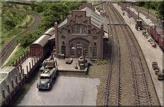 - Mannis N-Bahn Diorama, Railroad Industry, Trains For Sale, Train Table, Train Engines, Model Train Layouts, Train Set, Japanese Models, Best Model