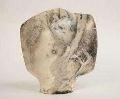 Brigitte MARIONNEAU - Mask, sculpture en céramique