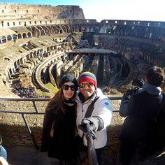 20 Epic Selfie Stick Shots to Inspire the Explorer in You via Brit + Co Epic Photos, Cool Photos, Gopro, Backpack Essentials, Best Selfies, Wtf Face, Camera Shots, Selfie Stick, Ancient Romans
