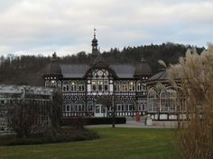 Discover the world through photos. Past, Hotels, Germany, Community, Mansions, World, House Styles, Travel, Beautiful Places