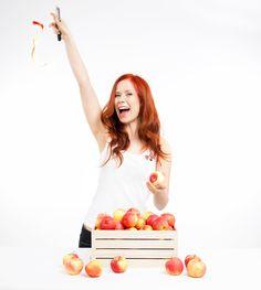 Aneta Łańcuchowska - apple/jabłko