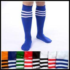 19c325fdc3b Elasticity Professional Adult Soccer Sport Stockings