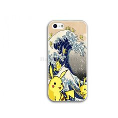 cute great wave iphone 6 case iphone 6 plus case 5 5s case 5c case phone cover iphone 4 4s case samsung galaxy Note4 Note IV 4 case