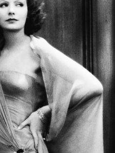 Greta Garbo by Ruth Harriet Louse, 1928.