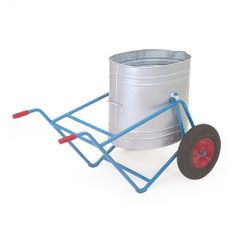 136 litre Water Barrow - ideal for using to carry water around the garden or the building site ! Saves lugging buckets around :0)