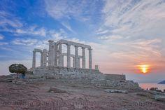 Sounio - Temple of Poseidon