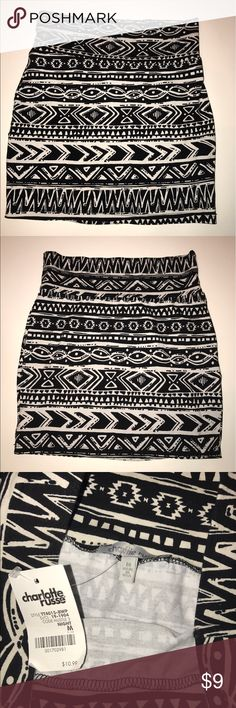 Forever 21 Tribal Print Skirt And Top Set Super Cute Flirty Loved This Purchase Unfortunately Because Im So Tall The Is A Little Short