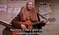 """Love Is Sweet Like Summer Showers, Love Is A Giant Work Of Art... Ooo, Ooo, Ooo"""