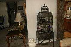 119 Best Bird Cages Images Birdcages Birdhouses