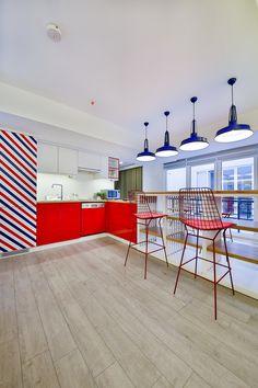 vip dormitory kitchen interior design #rendahelindesign #design  #decor #decoration #interior #interiordesign #vip2 #room #konforist #dorm #male