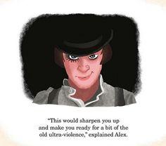 Pixar Story Artist Reimagines Classic Movie Scenes In 'Children's Storybook' - DesignTAXI.com