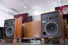 JBL 4333A 理想的な『軽低音』と『重高音』 ケンリックから究極カスタム - ケンリックサウンド(KENRICK SOUND) - JBLスピーカー 43XXシリーズ 大型 中古ヴィンテージ専門店