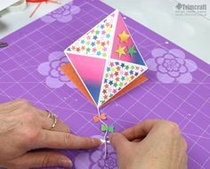 Float away with our latest card shape of the month! Today, Maxine will take you…