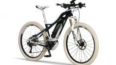 Concept Bike: Yamaha Concept YPJ-MTB