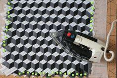 Das ausführliche Fabric Weaving Tutorial mit 5 verschiedenen Mustern   Snaply-Magazin