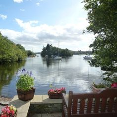 Hill of Oaks welcomes touring caravans, motor homes and has self catering and glamping pod accomodation for hire on the shores of Lake Windermere, the heart of the Lake District Windermere, Lake District, Lodges, Touring, Relax, Park, Places, Cabins, Parks
