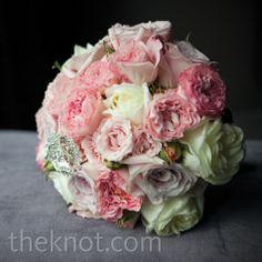 Potential backyard wedding bouquet.