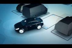 Volvo unveils car that parks itself