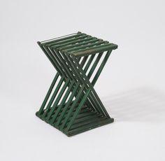 Antique+Folk+Art+Green+Wooden+Table++Primitive+by+fallaloft,+$138.00