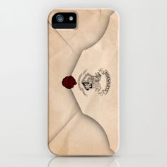 Harry Potter: A Sign of Happiness iPhone & iPod Case by Tia Hank - $35.00, I am getting one of these as soon as I get a real phone.